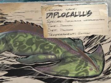 ARKディプロカウルス360270