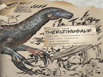 ARKテリジノサウルス360270