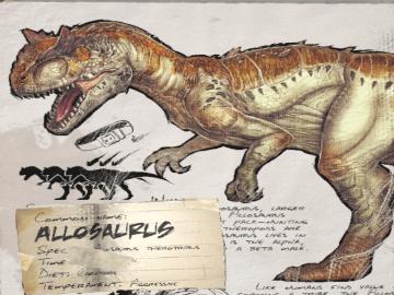 ARKアロサウルス360270
