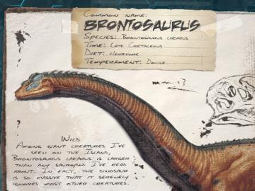 ARKブロントサウルス360270