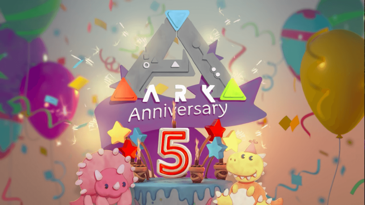 ARK5周年TOP