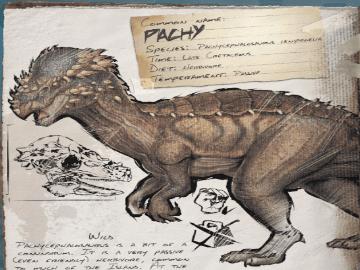 ARKパキケファロサウルス360270