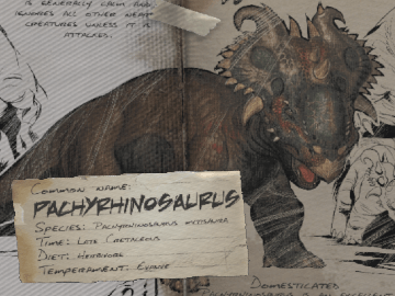 ARKパキリノサウルス360270